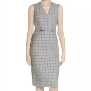 Ted Baker London Ted Working Ristad Check US 6